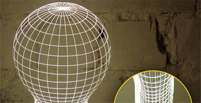 多款创意DIY灯饰,你真的造吗?