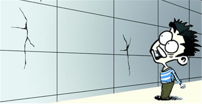 小编来支招:墙面涂料开裂变形怎么办