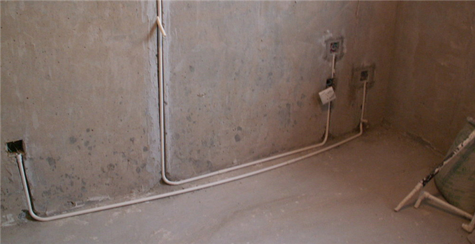改造需细心:重视毛坯房中水电改造的误区