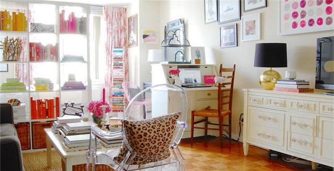 单身美好:30平米单身公寓装修设计