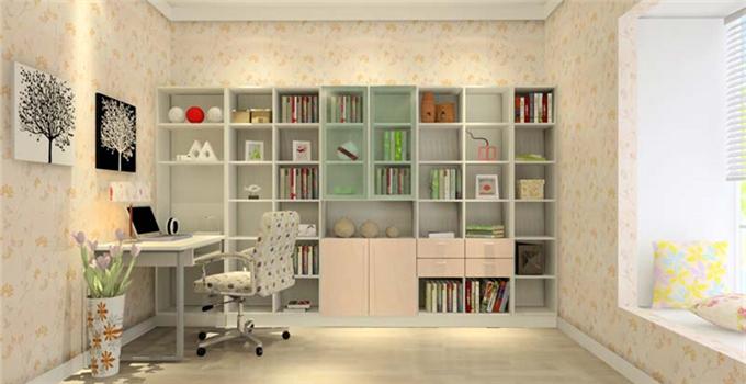"""三招帮你打造小户型书房,快来接""""招""""吧!"""