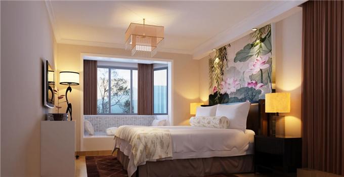 哇哦!原来可以这么美:10款卧室床头背景墙设计