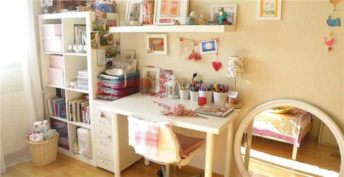 8款创意家庭工作室, 心情变好超容易!