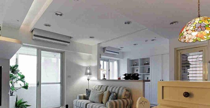 小户型客厅吊顶最常出现的问题
