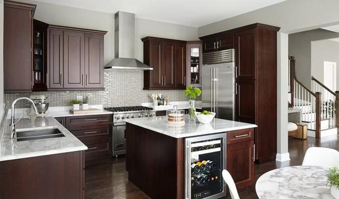 4点讲清楚美式厨房的设计要素