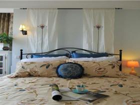 地中海风格一居室装修案例