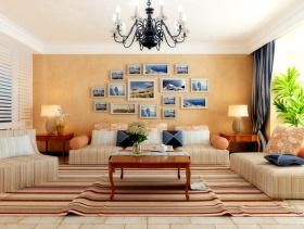 地中海风格别墅装修效果图片大全