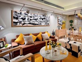 现代四居室装修设计效果图欣赏