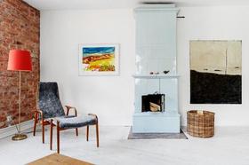 简欧室内客厅设计装修效果图