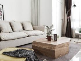 现代宜家风格二居室设计