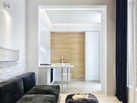 欧式风格别墅室内客厅装饰图片