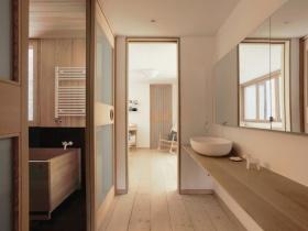 宜家风格室内卫生间装饰图片