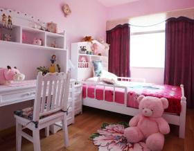 少女美式卧室欣赏