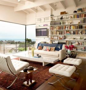 时尚现代客厅设计图片
