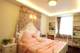 田园唯美卧室设计