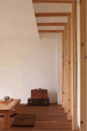 原木宜家客厅设计图片