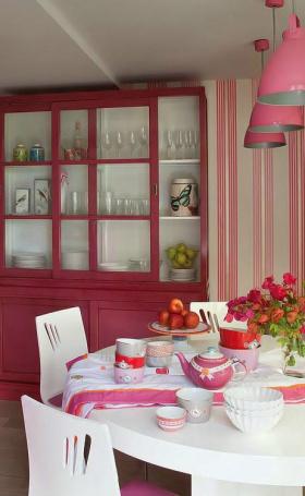 少女欧式餐厅设计