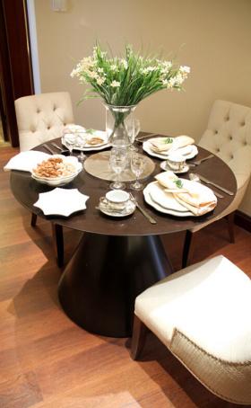 家庭欧式餐厅案例