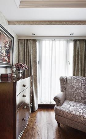 设计装修家居卧室窗帘