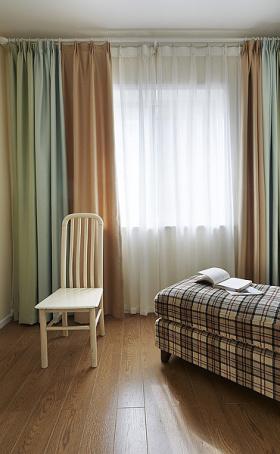 简约装修设计窗帘