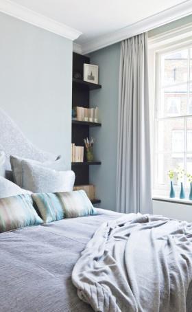 简欧风格卧室设计效果图片欣赏