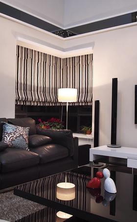 个性现代客厅装潢设计