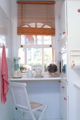 简约主义厨房室内装饰图片