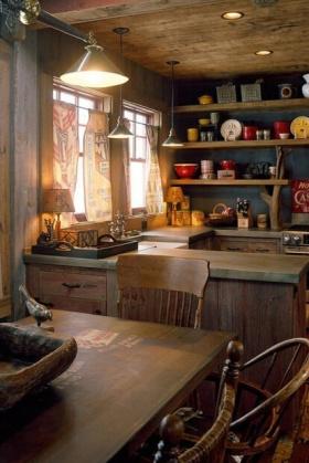 精致新古典厨房装修装潢
