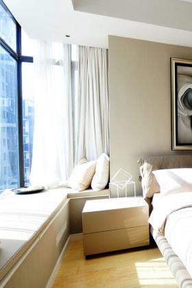 简约舒适卧室效果图