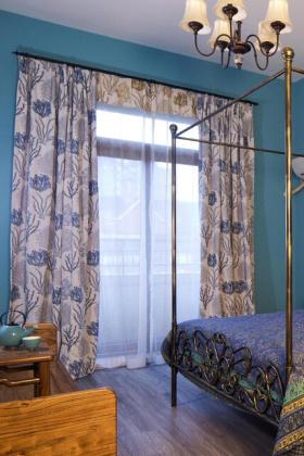 混搭卧室窗帘欣赏