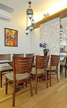 原木地中海餐厅欣赏