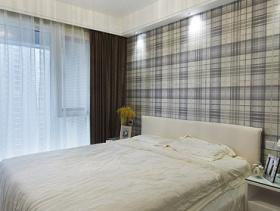 欧式卧室简约设计图