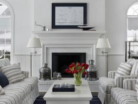 极简欧式客厅最新设计