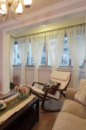 欧式宜居客厅设计图片