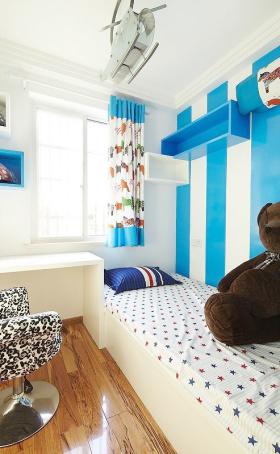 地中海夏日卧室设计