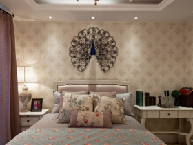 欧式卧室吊顶欣赏