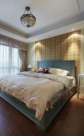 田园风卧室装修图片