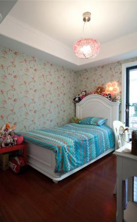 田园海蓝卧室装修设计