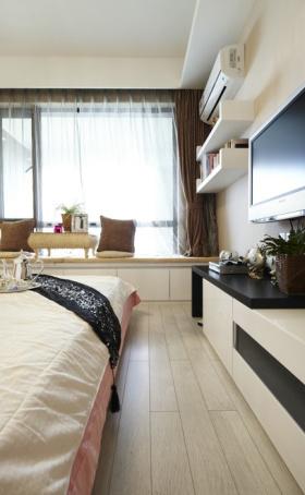 原木宜家卧室设计