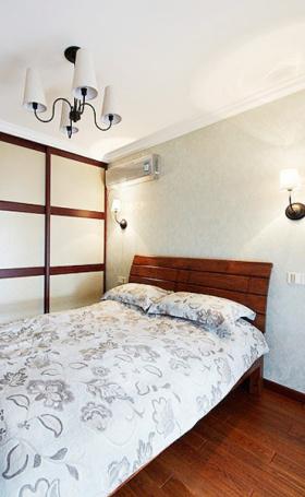 中式简单卧室布置