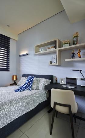 简欧卧室收纳设计