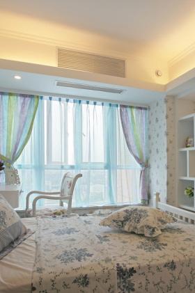浪漫田园卧室设计