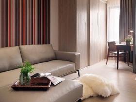 简约设计一居室装修效果图