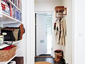 简欧设计时尚小户型室内玄关装修大全