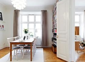 精致简欧风格书房装饰布置