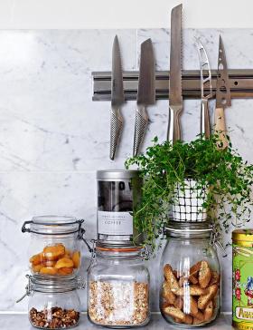 最新简欧风格厨房设计装修图片