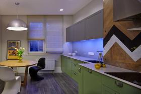现代设计厨房装修