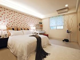 欧式简约卧室装饰效果图