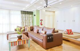 浪漫精致欧式家居客厅设计大全