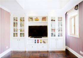 紫色梦幻欧式儿童房设计欣赏